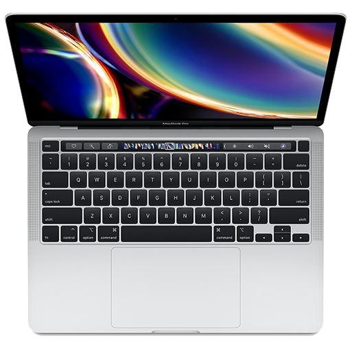 Apple MacBook Pro 13.3'' Srebrny (MWP72ZE/A) 2020 - zdjęcie główne