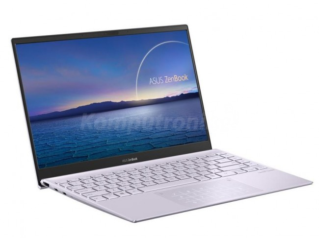 ASUS ZenBook BX325JA-EG199R - Fioletowy - zdjęcie główne