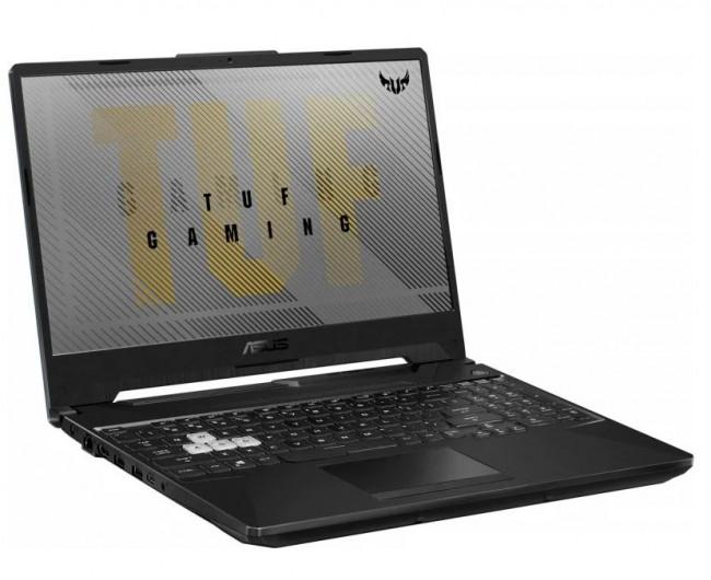 ASUS TUF Gaming FX506LI-HN050T Szary - 512GB M.2 PCIe + 1TB HDD - zdjęcie główne