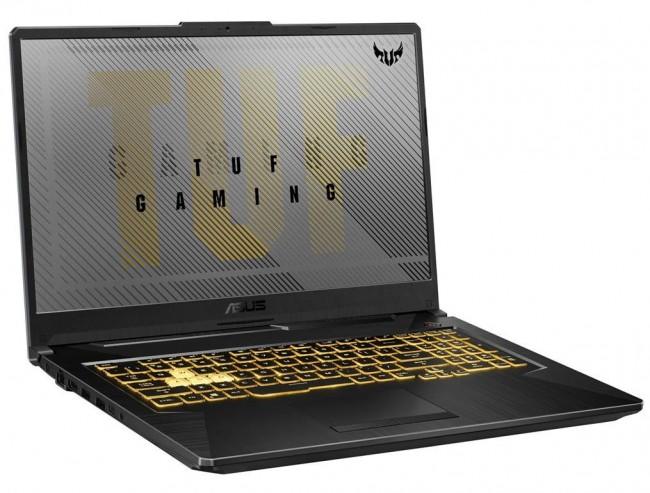ASUS TUF Gaming F17 FX706LI-H7114T Szary [oferta Outlet] - zdjęcie główne