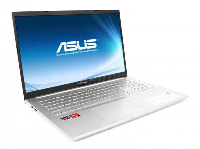 ASUS VivoBook 15 M513IA-BQ417 Srebrny - zdjęcie główne
