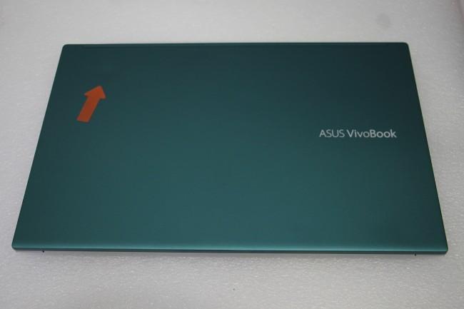 ASUS VivoBook S15 M533IA-BQ042T Zielony [oferta Outlet] - zdjęcie główne