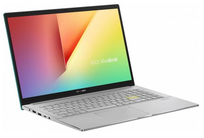 ASUS VivoBook S15 M533UA-BN158T Zielony - zdjęcie główne