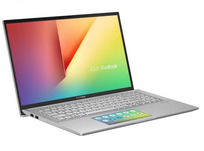 ASUS VivoBook S15 S532FLC-BN141T - Srebrny - zdjęcie główne
