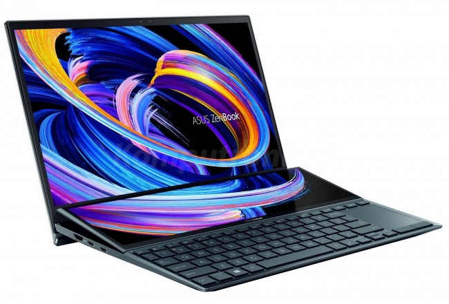 ASUS ZenBook Duo 14 UX482EA-HY034R - zdjęcie główne
