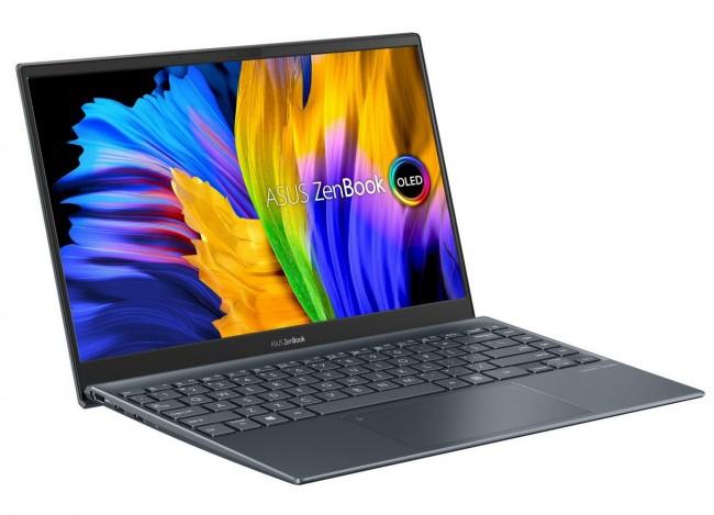 ASUS ZenBook 13 OLED UX325EA-KG272T - Szary - zdjęcie główne