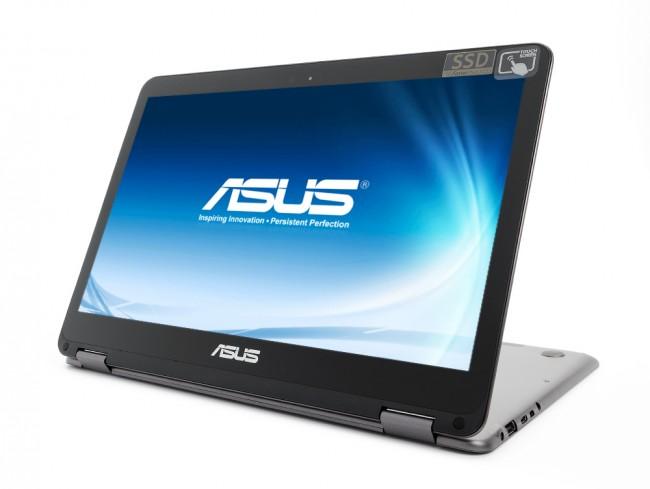 ASUS Zenbook Flip UX360CA-C4189T - Szary - zdjęcie główne