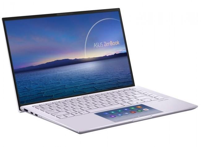 ASUS ZenBook UX435EG-A5035T - Fioletowy [oferta Outlet] - zdjęcie główne