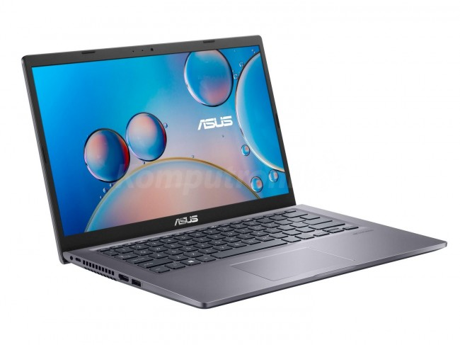 ASUS Laptop 14 X415JA-EB523T Szary - 512GB M.2 PCIe | 12GB - zdjęcie główne