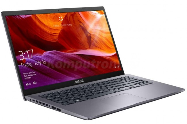 ASUS VivoBook 15 X509JA-BQ241 Szary - 512GB M.2 PCIe | Windows 10 Home - zdjęcie główne