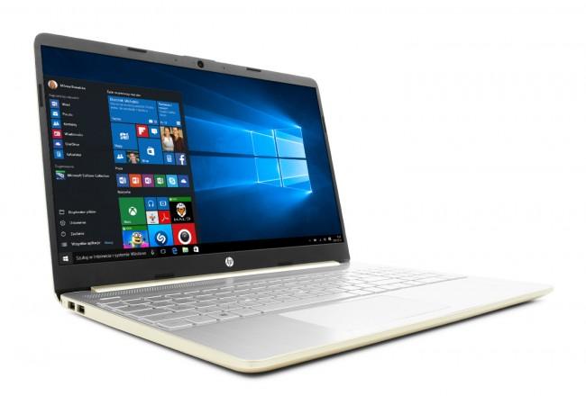 HP 15s-fq1093nw (25Q53EA) Złoty [oferta Outlet] - zdjęcie główne