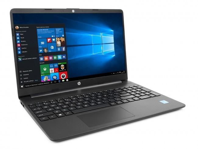 HP 15s-fq2045nw (3Y371EA) Czarny - 500GB M.2 PCIe | 8GB - zdjęcie główne