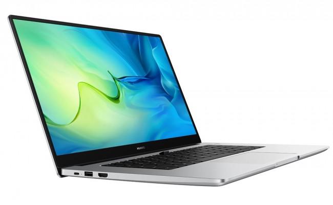 Huawei MateBook D15 53012BGM Srebrny - zdjęcie główne