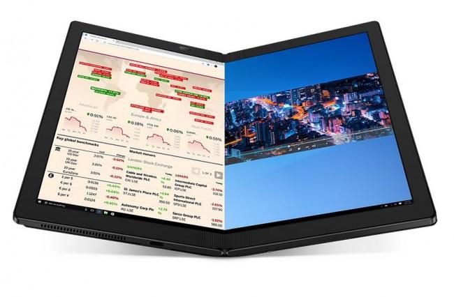 Lenovo ThinkPad X1 Fold (20RL000WPB) - zdjęcie główne