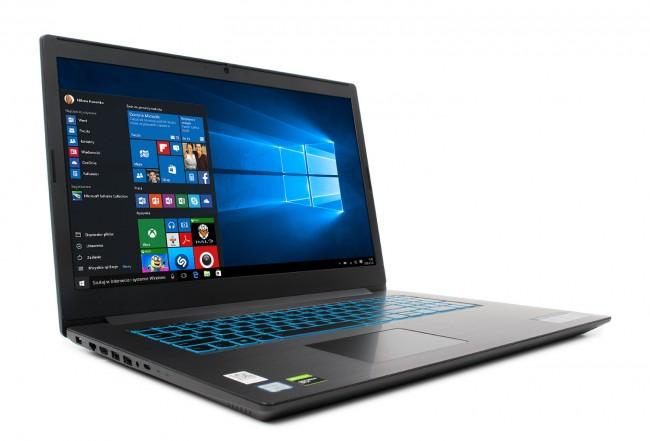Lenovo Ideapad L340-17IRH Gaming (81LL00EBPB) - zdjęcie główne
