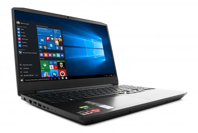 Lenovo Ideapad 3-15ARH Gaming (82EY00E9PB) - 512GB M.2 PCIe | Windows 10 Pro - zdjęcie główne