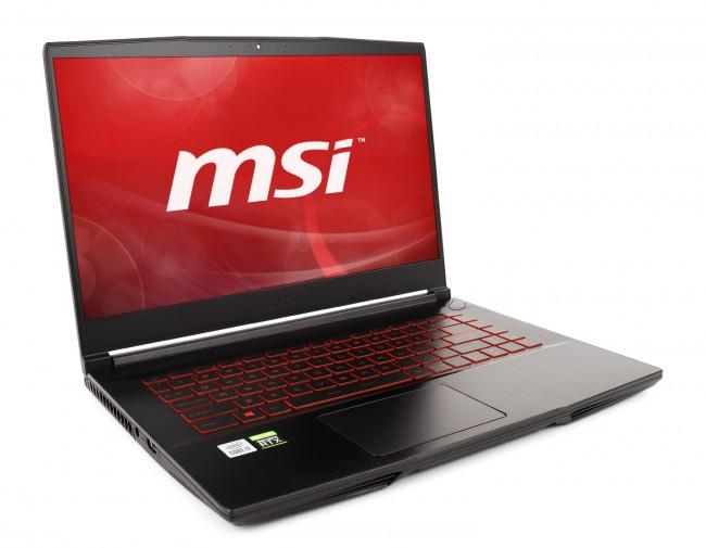MSI GF65 Thin 10UE-051XPL - zdjęcie główne