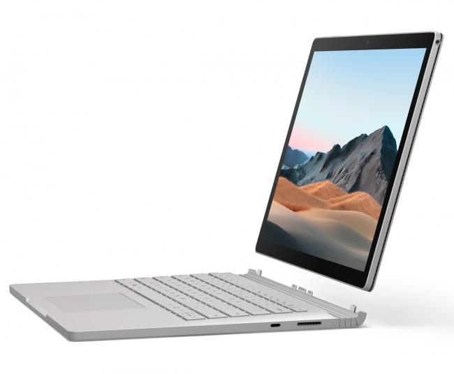 Microsoft Surface Book 3 Platynowy - zdjęcie główne