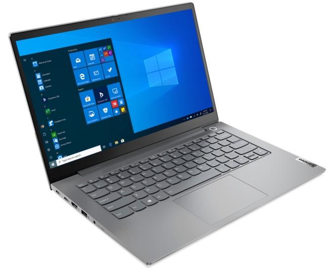 Lenovo ThinkBook 14-ARE G2 (20VF003APB) - 256GB M.2 PCIe + 500GB M.2 PCIe - zdjęcie główne