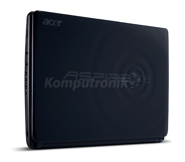 Acer Aspire ONE D257-N57DQkk - czarny - ARCHIWUM