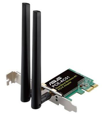 ASUS PCE-AC51 - zdjęcie główne