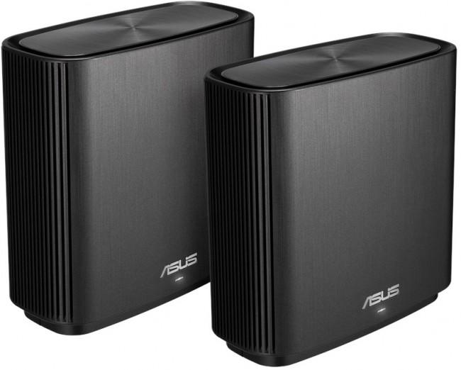 ASUS ZenWiFi CT8 czarny (2 pak) - zdjęcie główne