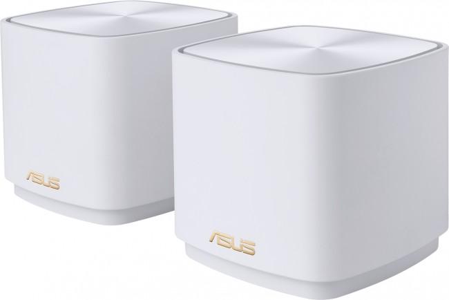 ASUS ZenWiFi AX Mini XD4 (2 pack) biały - zdjęcie główne