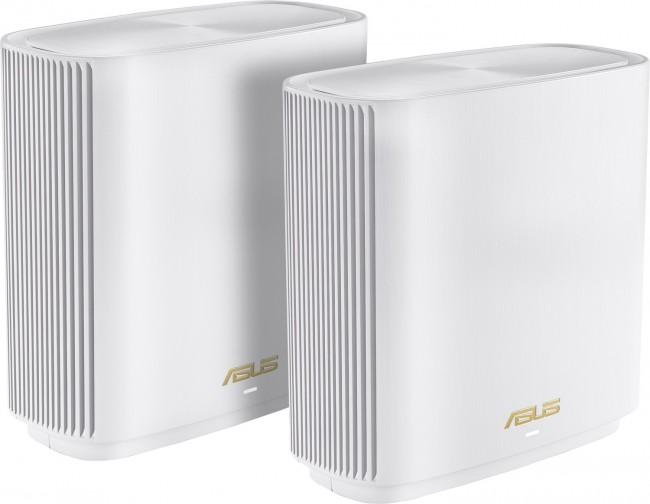 ASUS ZenWiFi AX (XT8) (2-pack)-biały - zdjęcie główne