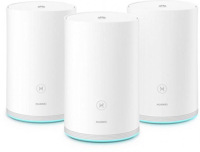 Huawei WiFi Q2 Pro 3 pack biały - zdjęcie główne