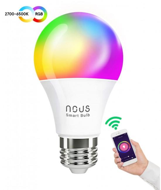 Nous P3 żarówka RGB E27 - zdjęcie główne