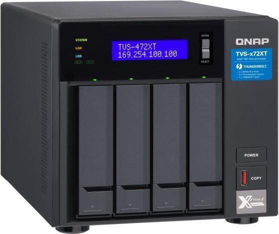 QNAP TVS-472XT-PT-4G - zdjęcie główne