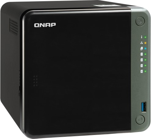 QNAP TS-453D-8G - zdjęcie główne