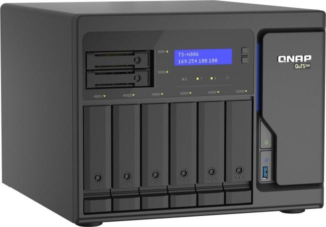 QNAP TS-h886-D1622-16G - zdjęcie główne