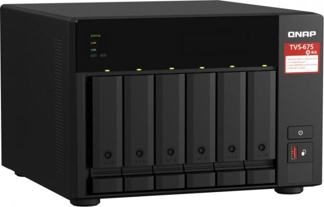 QNAP TVS-675-8G - zdjęcie główne