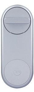 Yale Linus® Smart Lock - srebrny 05/101200/SL - zdjęcie główne