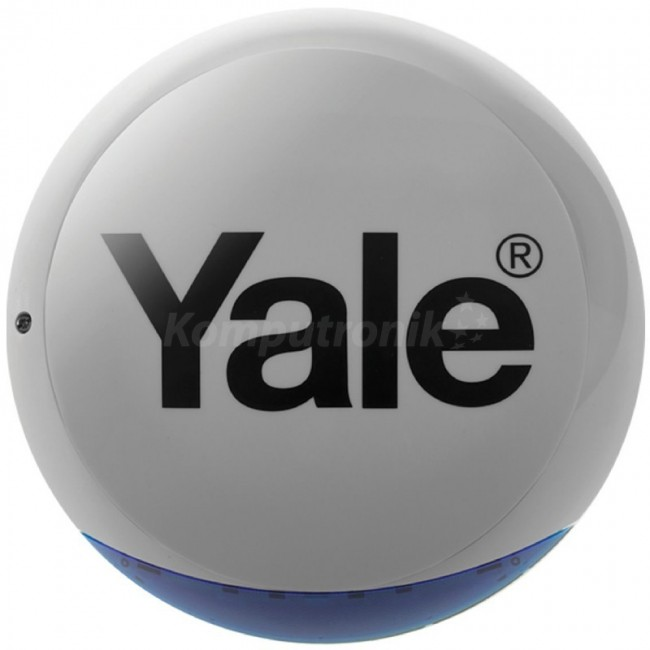 Yale Syrena zewnętrzna AC-BXG - zdjęcie główne