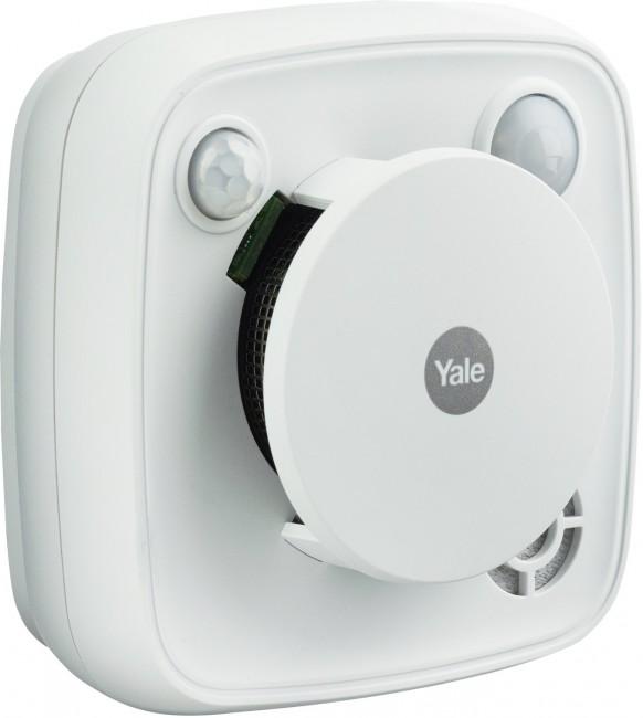 Yale Czujnik ruchu PIR, dymu i temperatury AC-PSD - zdjęcie główne