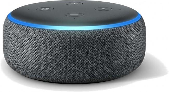Amazon Echo Dot 3 Charcoal - zdjęcie główne
