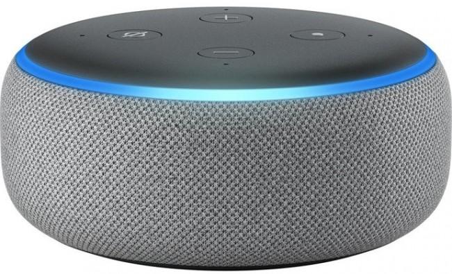 Amazon Echo Dot 3 Heather Grey - zdjęcie główne