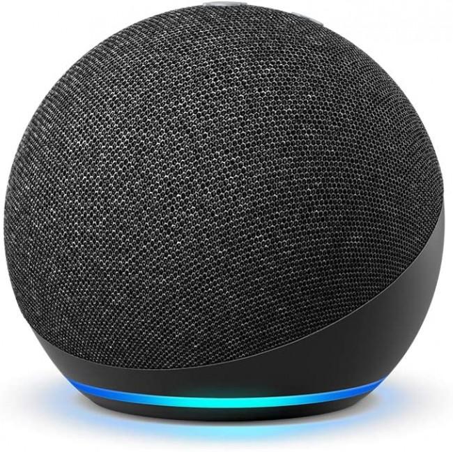 Amazon Echo Dot 4 Charcoal - zdjęcie główne