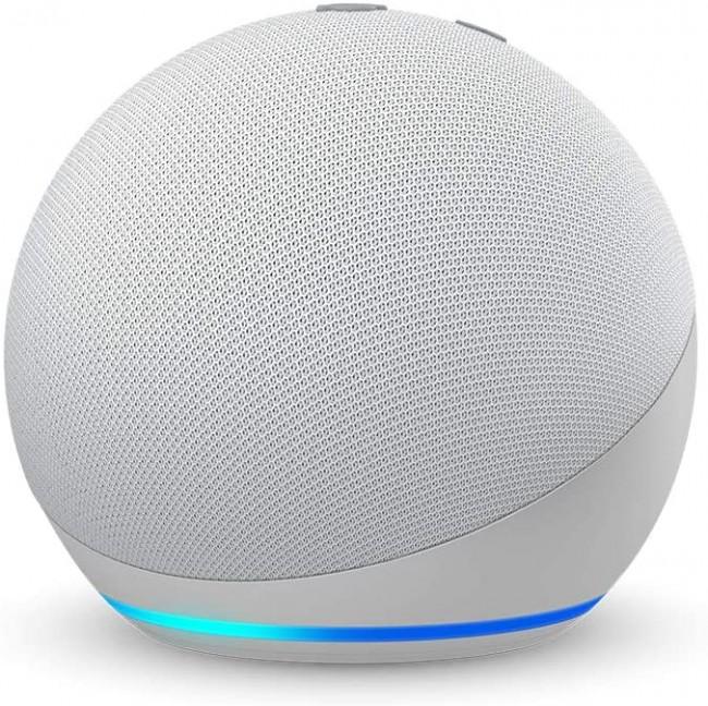 Amazon Echo Dot 4 Glacier White - zdjęcie główne