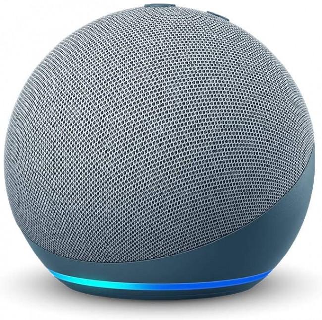 Amazon Echo Dot 4 Twilight Blue - zdjęcie główne