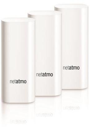 Netatmo Welcome tags (3 szt) - zdjęcie główne