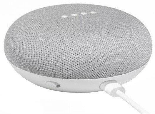 Google Home Mini (Jasny Szary) - zdjęcie główne