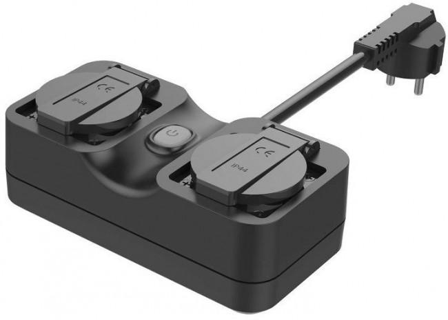 Meross MSS620 zewnętrzna Listwa, IP44 Apple HomeKit - zdjęcie główne