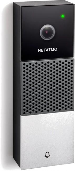 Netatmo Wideo Doorbell NDB-EC - zdjęcie główne