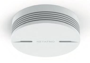 Netatmo Czujnik Dymu - zdjęcie główne