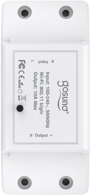 Gosund przełącznik WiFi SW3 - zdjęcie główne