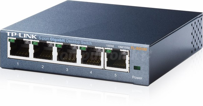 TP-Link TL-SG105 - zdjęcie główne