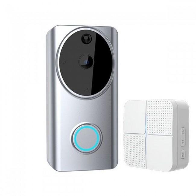 WOOX R4957 Inteligentny smart dzwonek bezprzewodowy Video WiFi - zdjęcie główne
